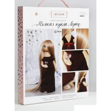 Мягкая кукла «Лорен», набор для шитья, 18×22.5×3см