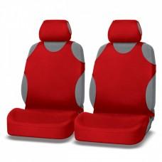 Чехлы на сиденья передние майки PREMIER STANDART (красный)