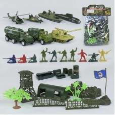 Военный игровой набор 8636 В