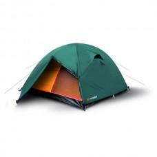 Палатка Oregon четырехместная двухслойная с тамбуром и 2 входа