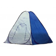 Палатка автоматическая утепленная Улов 1202 для зимней рыбалки со слоем холофайбера 200*200*170 трехслойная четырехместная