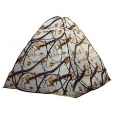 Палатка автоматическая утепленная Улов 1203 для зимней рыбалки со слоем холофайбера 200*120*170 трехслойная четырехместная
