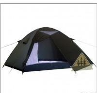 Палатка Lanyu LY 1648 Трёхместная двухслойная с навесом