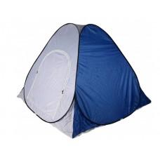 Палатка утепленная Lanyu LY 1623 для зимней рыбалки со слоем синтепона 180*180*130 трехместная
